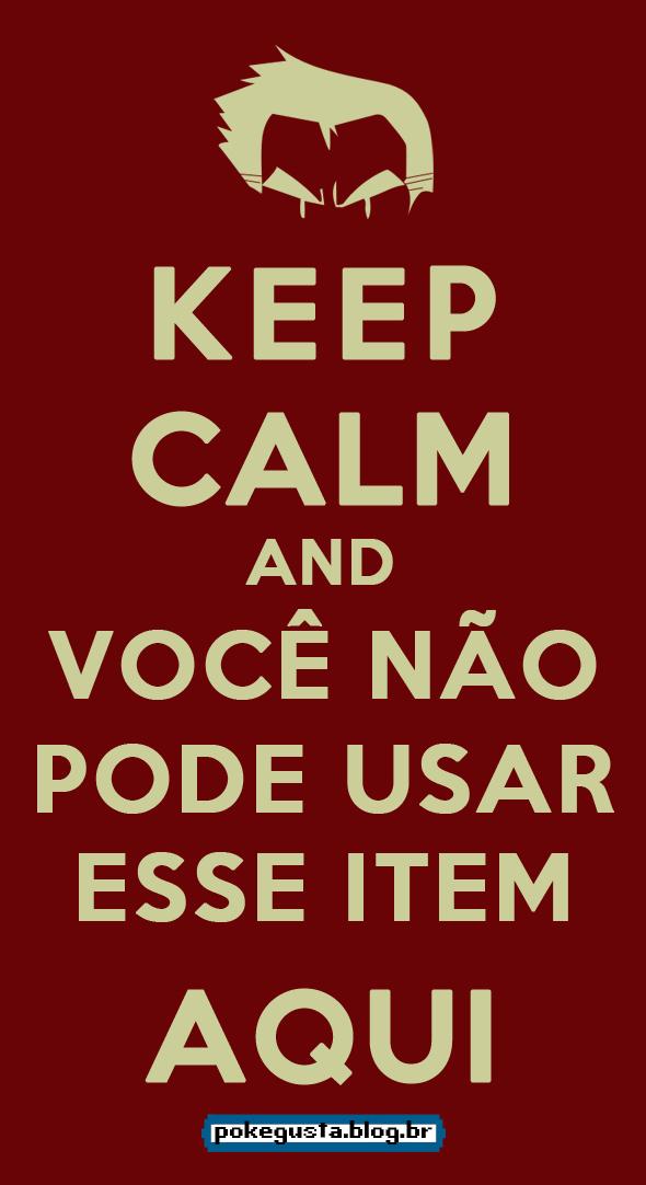 carvalho keep calm