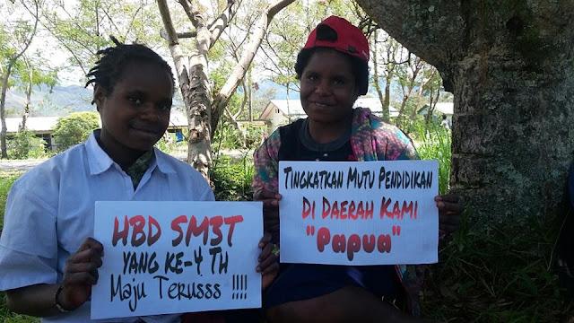 SM3T Papua