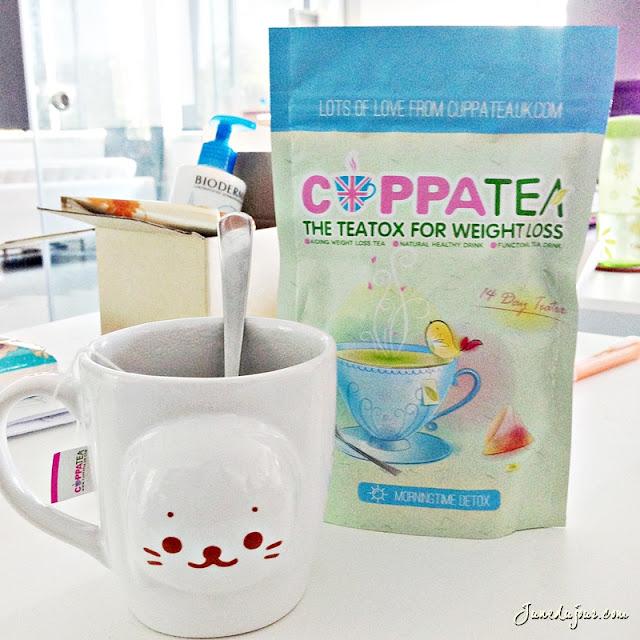 Natural Slimming Tea Lipo Express Reviews