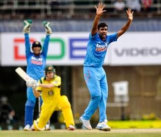 India vs Australia 4th ODI 2013 Scorecard, India vs Australia 2013 match result,