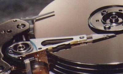 жесткий диск: пластины