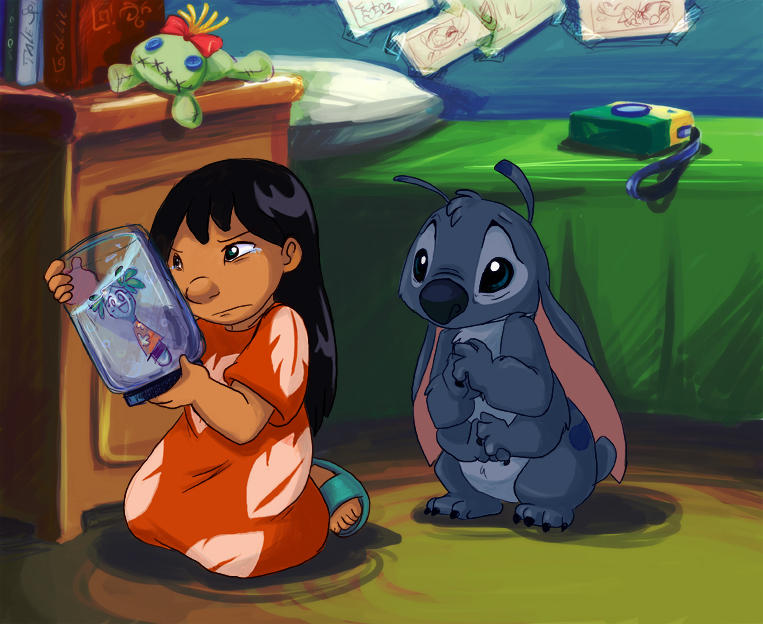 Lilo & Stich 2002 animatedfilmreviews.filminspector.com