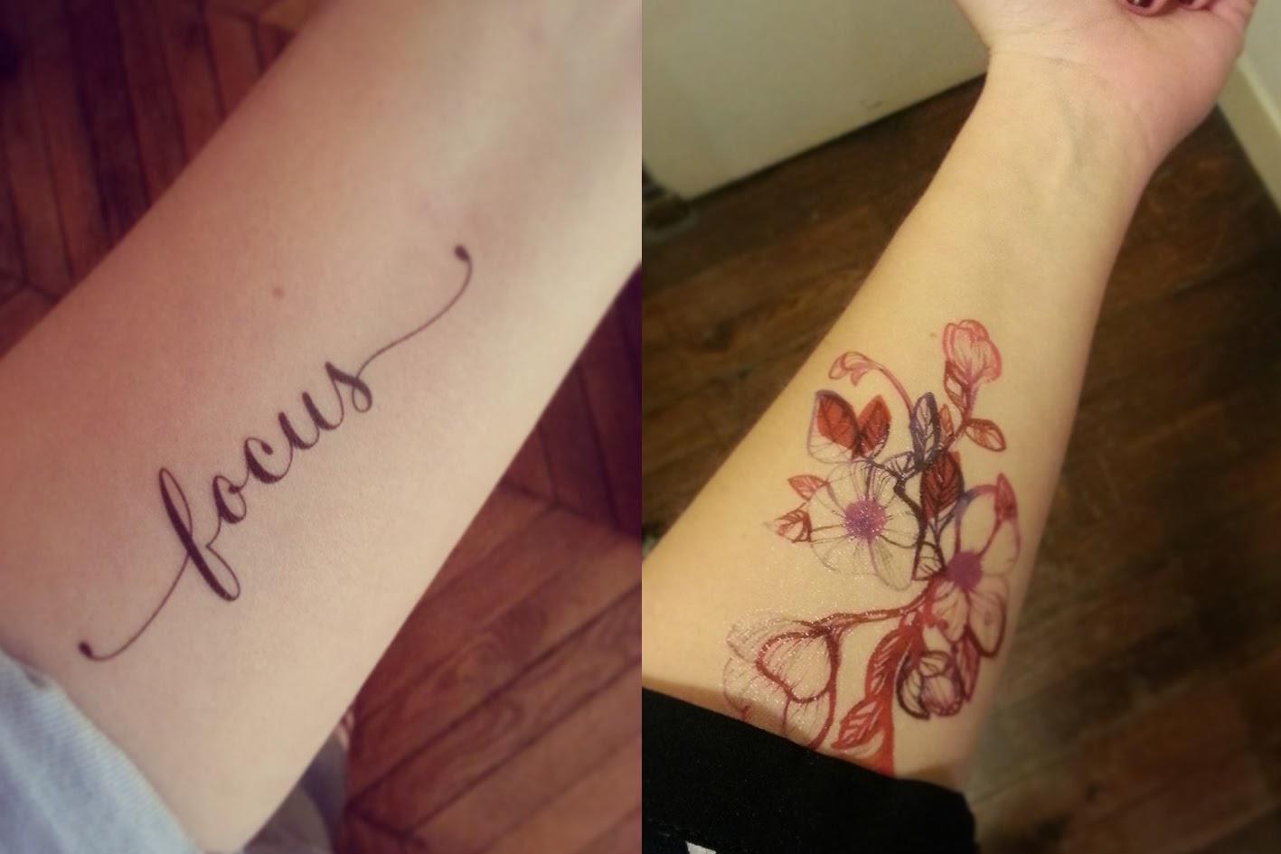 Suggestion écritures pour la réalisation de tatouages  - Modele Ecriture Pour Tatouage