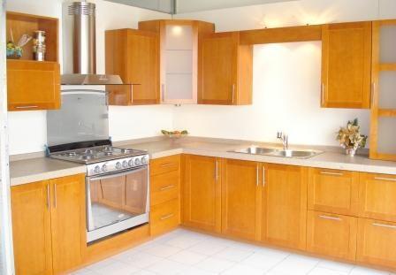 Cocinas integrales 2 cocinas integrales en madera for Cocinas integrales de madera