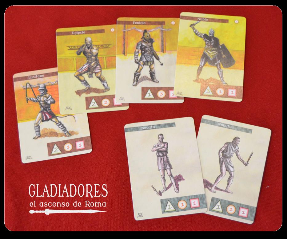 Gladiadores el ascenso de Roma