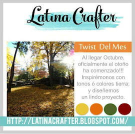 """Twist Mes de Octubre 2018 """"Combo de color Otoño"""""""