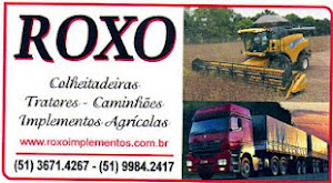 Roxo Colheitadeiras