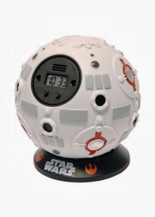 Despertador Lanzable Star Wars: Esfera Jedi