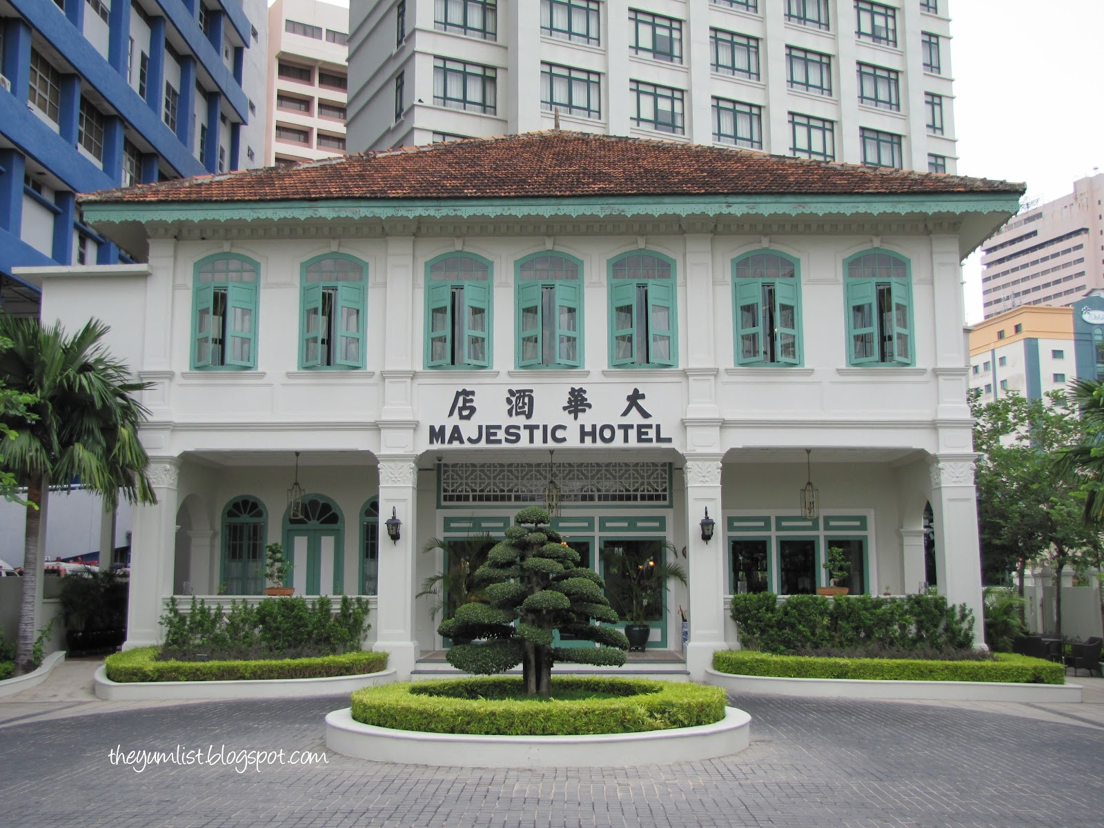 Where to stay eat spa in malacca malaysia the yum list for Boutique hotel list