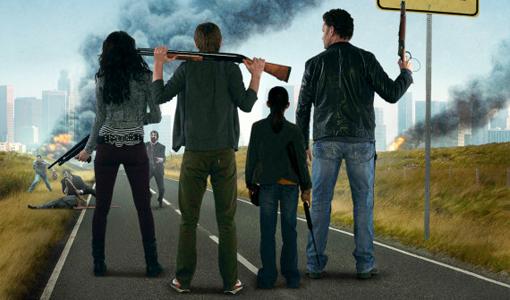Zombieland Amazon Serie
