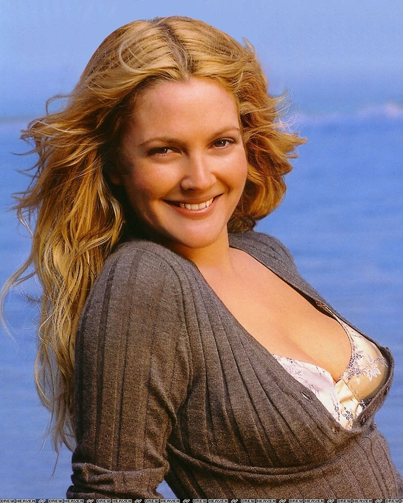 Naked pictures of drew barrymore Nude Photos 29