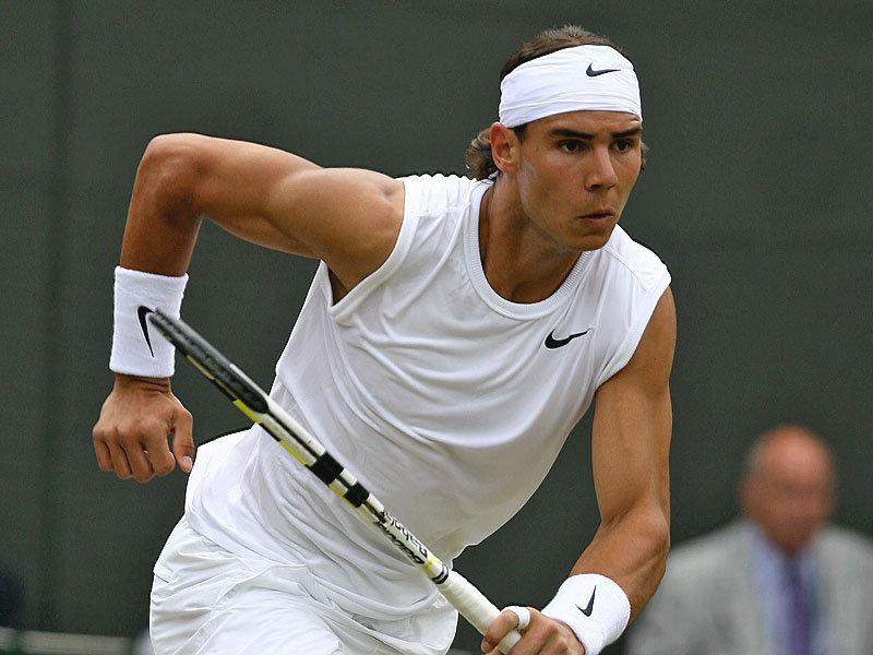 Rafael Nadal Tennis wallpapers ~ Sports Wallpapers Cricket ... Rafael Nadal Wimbledon Wallpaper