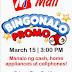 Mart One Mall Bingonalo Promo