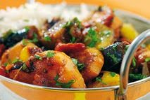 Syn free Indian vegetable curry