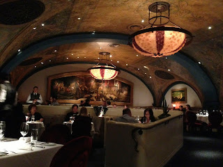Farallon restaurant in San Francisco