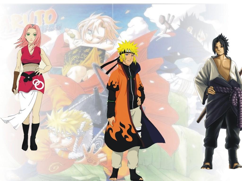 Update! Kumpulan Foto & Gambar Naruto Terbaru 2016