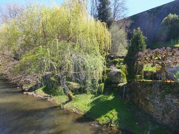 Vigeois France Corrèze Vézère