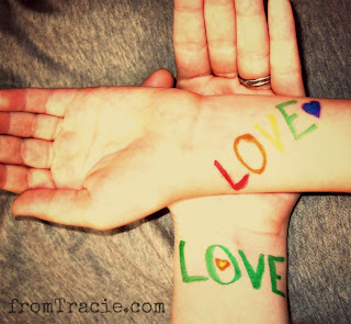 Write Love On Her Arms