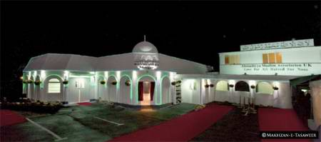 Masjid Ahmadiyah