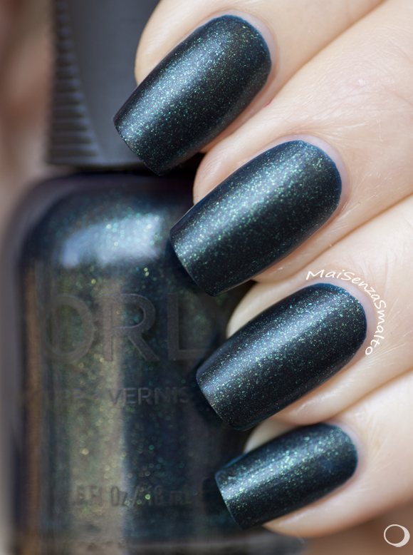 Orly Smoked Out (Smoky collection)