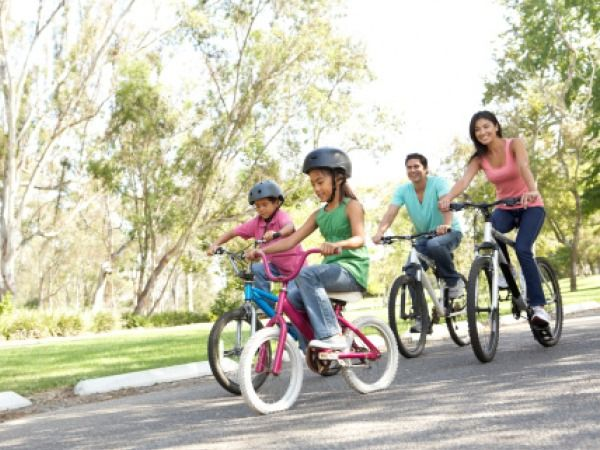 Healthy Life Style: Summer Cycling Tips