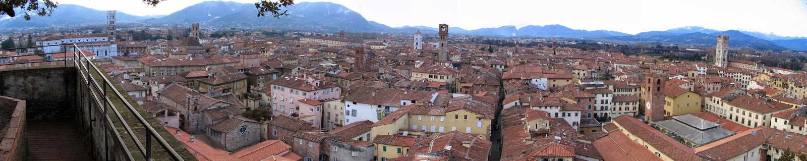 Italia - Lucca