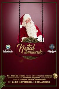Natal Iluminado 2019 Itaipulândia Paraná