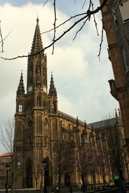 Catedral del Buen Pastor en Donostia