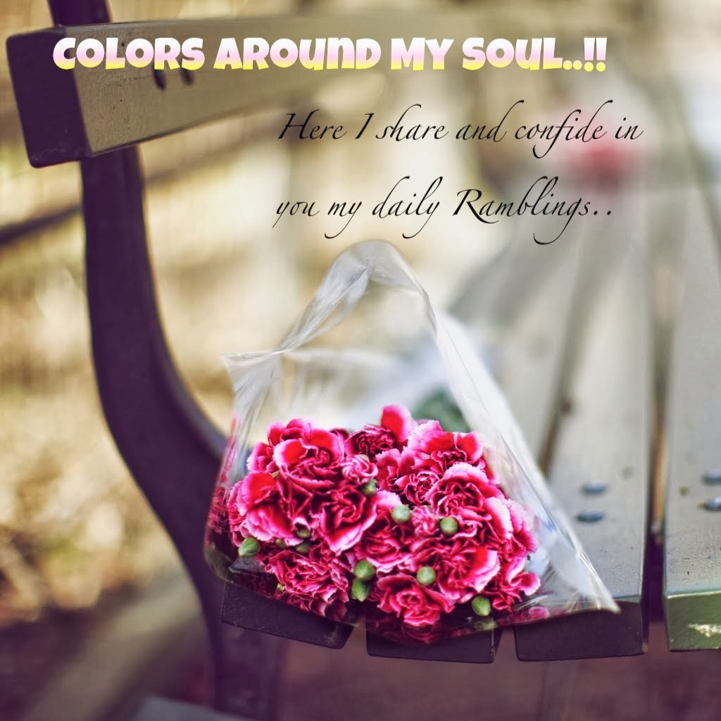 Colors Around My Soul