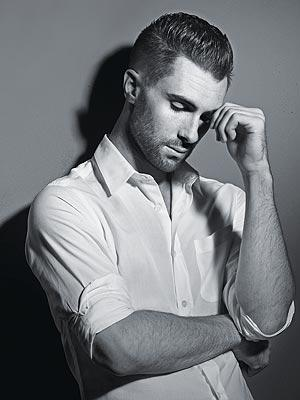 Adam Levine☀Hair Styles