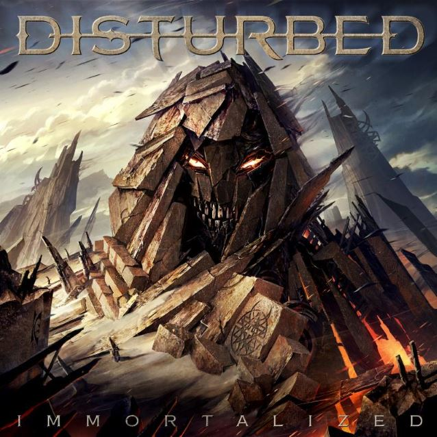 Disturbed release a new song and new album details