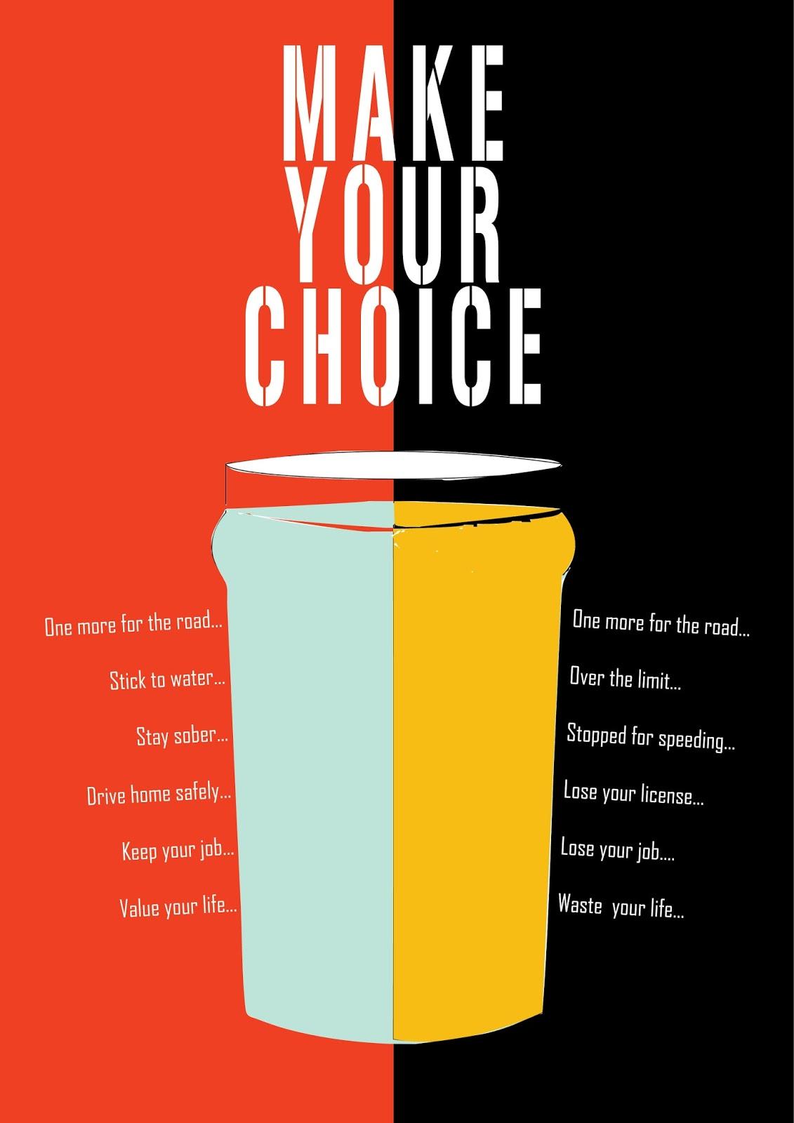 Drinking And Driving Propaganda