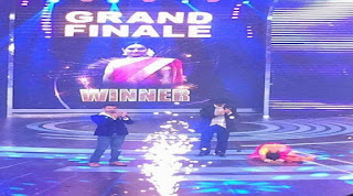 grand finale bigg boss  3 kannada held sunday actress shruthi winner trophy