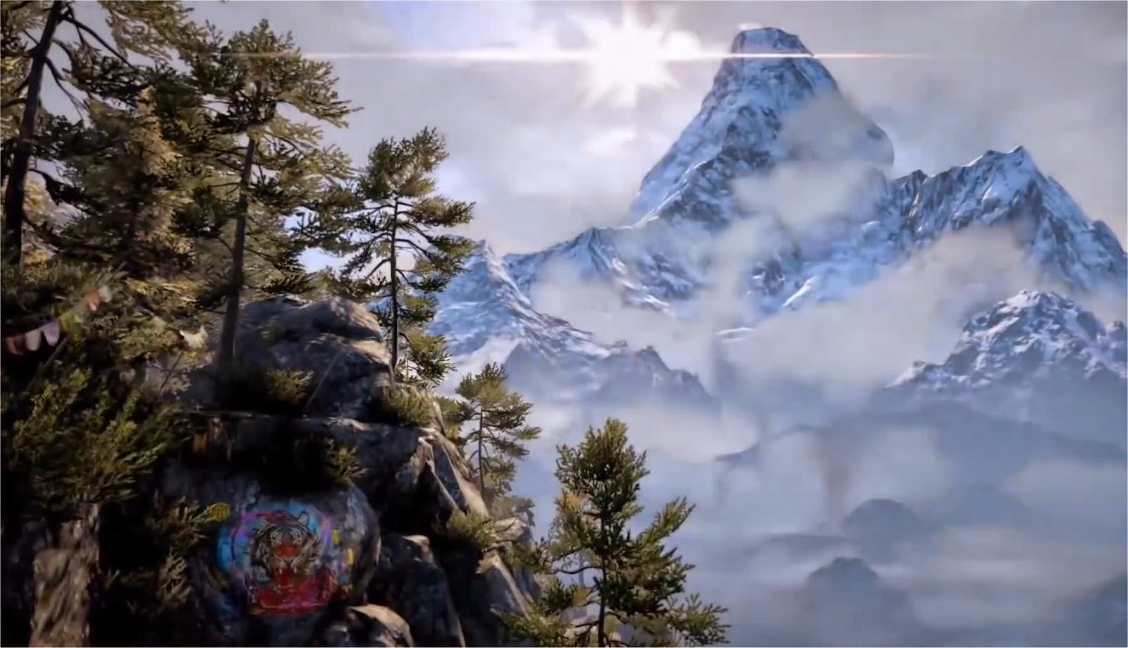 Far Cry 4 Mounten