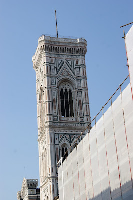 Campanário do Duomo de Florença