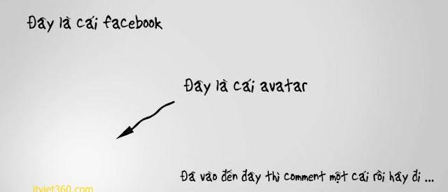 Ảnh bìa Facebook Shock hài hước - Cover FB timeline Funny, đây là facebook, đây là cái avatar