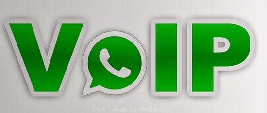 WhatsApp suma llamadas de voz