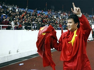 Le Cong Vinh : Vietnam Football Team (2)