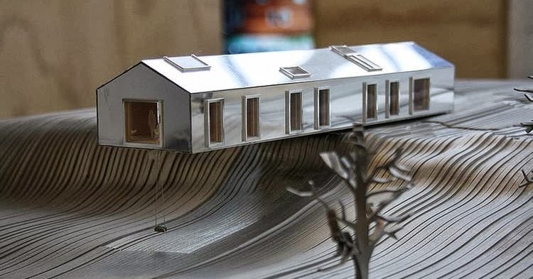 Arquitectura de casas maquetas de casas residenciales - Arquitectura de casas ...