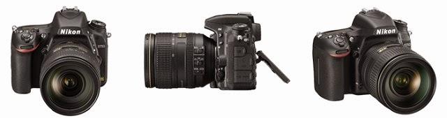 Fotografie della Nikon D750