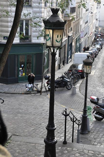 תמונות מרחובות פריז