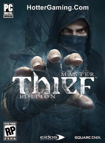 Thief - Master Thief Edition Pc Game Cover Photo