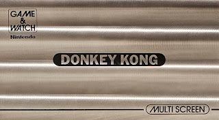 Donkey Kong Game Watch