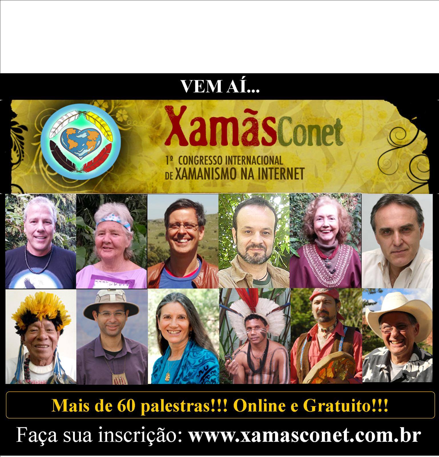 XamãsConet - Online e Gratuito!!!