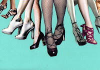high heels marketing