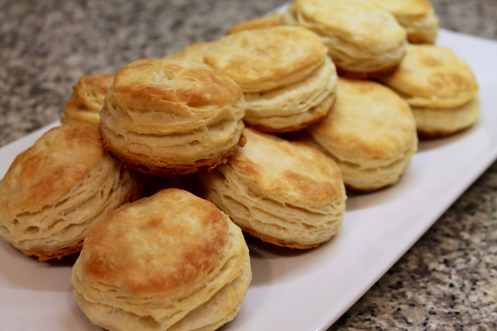 Cook In / Dine Out: Butter-Flaky Biscuits