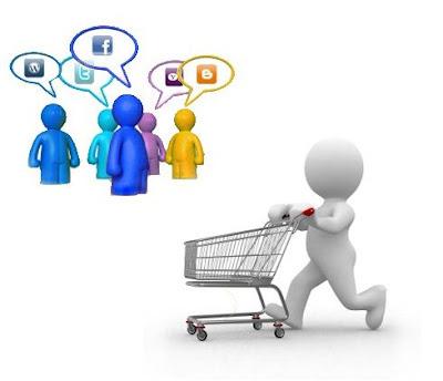 Influencia de las redes sociales en la decision de compra