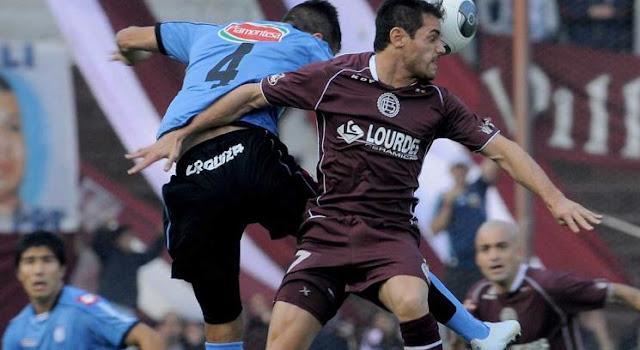 belgrano de cordoba lanus - copa sudamericana 2015