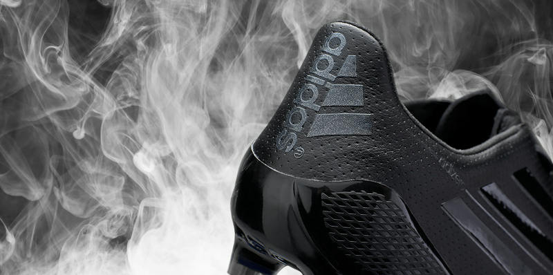 adidas adizero f50 leather blackout 2014 boot releases
