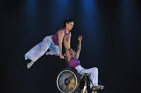 aulas de dança-portadores de deficiência-cadeirantes-incentivo